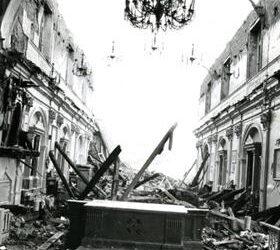 Terremoto del 23 novembre 1980: stasera alle 19,34 osserviamo un minuto di silenzio per le vittime